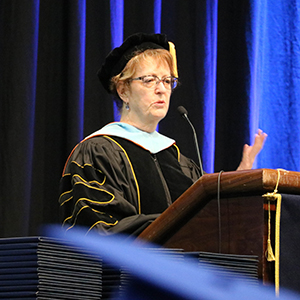 Dr. Susan Wolff, Dean of Great Falls College MSU