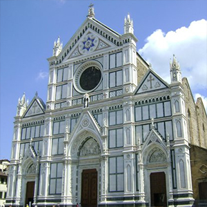 Members of the Great Falls College Community Choir will perform in the Basilica di Santa Croce in Florence.