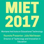 MIET Tech Days offers teachers two days of tech-related training on a variety of topics.